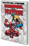 Marvel-Verse: Deadpool and Wolverine (2020) Graphic Novel