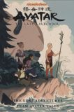 Avatar the Last Airbender: The Lost Adventures - Team Avatar Tales (2020) Library Edition HC