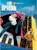 Luc Orient 08: Die Legion der verfluchten Engel