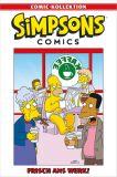 Simpsons Comic-Kollektion 70: Frisch ans Werk!