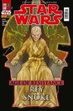 Star Wars (2015) 64: Age of Resistance - Rey & Snoke (Comicshop-Ausgabe)