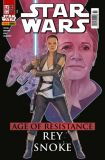 Star Wars (2015) 64: Age of Resistance - Rey & Snoke (Kiosk-Ausgabe)