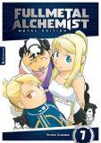 Fullmetal Alchemist Metal Edition 07