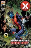 X-Men (2020) 07: Nightcrawlers Horror-Nacht