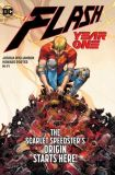 The Flash (2016) TPB: Year One