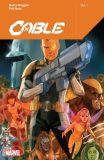 Cable (2020) TPB 01: The dawn of rebellion!