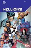 Hellions (2020) TPB 01: Bad is the new good!