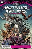 Dark Nights: Death Metal - The Multiverse who laughs (2020) 01 (Abgabelimit: 1 Exemplar pro Kunde!)