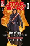 Star Wars (2015) 65: Das dunkle Herz der Sith 1 & Age of Resistance - Kylo Ren (Comicshop-Ausgabe)