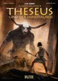 Mythen der Antike (08): Theseus und der Minotaurus
