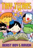 Tiny Titans (2008) Graphic Novel: Beast Boy & Raven