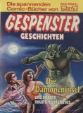 Gespenster-Geschichten (1980) Taschenbuch 05: Die Dämoneninsel