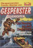 Gespenster-Geschichten (1980) Taschenbuch 17: Das Monster aus dem Zauberberg