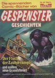 Gespenster-Geschichten (1980) Taschenbuch 18: Der Fluch der Zaubersümpfe