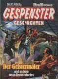 Gespenster-Geschichten (1980) Taschenbuch 21: Der Geistermaler