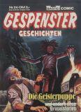 Gespenster-Geschichten (1980) Taschenbuch 24: Die Geisterpuppe