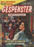 Gespenster-Geschichten (1980) Taschenbuch 36: Die Schreckensnacht