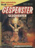 Gespenster-Geschichten (1980) Taschenbuch 44: Das Hexenschwert