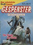 Gespenster-Geschichten (1980) Taschenbuch 45: Die Maske des Todes