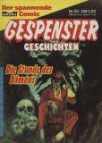 Gespenster-Geschichten (1980) Taschenbuch 50: Die Stunde des Dämons