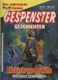 Gespenster-Geschichten (1980) Taschenbuch 52: Rückkehr aus der Hölle