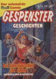 Gespenster-Geschichten (1980) Taschenbuch 65: Das Schreckensschloß von Ciudad