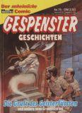 Gespenster-Geschichten (1980) Taschenbuch 75: Die Gruft des Geisterfürsten