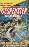 Gespenster-Geschichten (1980) Taschenbuch 87: Die Nacht des Grauens
