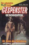 Gespenster-Geschichten (1980) Taschenbuch 89: Im Bann des Todesboten