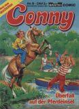 Conny (1981) Taschenbuch 09: Überfall auf der Pferdeinsel