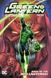 Green Lantern (2005) By Geoff Johns TPB 04: Book Four - Rage of the Red Lanterns!