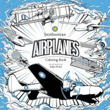 Airplanes: A Smithonian Coloring Book (2020) Malbuch