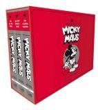 Floyd Gottfredson Library - Micky Maus Schuber 01: 1930 bis 1936