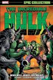 The Incredible Hulk Epic Collection (2017) TPB 05: Who will judge the Hulk?