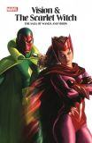 Vision & The Scarlet Witch: The Saga of Wanda and Vision (2021) TPB