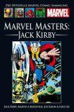 Die Offizielle Marvel-Comic-Sammlung 204: Marvel Masters - Jack Kirby
