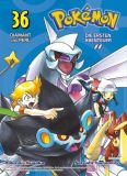 Pokémon: Die ersten Abenteuer 36: Diamant und Perl