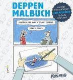 Deppen Malbuch