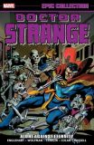 Doctor Strange: Epic Collection (2016) TPB 04: Alone against Eternity