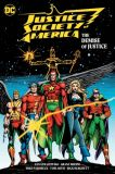 Justice Society of America (1991) HC: The Demise of Justice