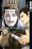 Black Clover 25: Schwarzer Schwur