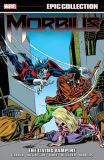 Morbius Epic Collection (2021) 01: The Living Vampire