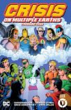 Crisis on Multiple Earths (2021) TPB 01: Crossing Over