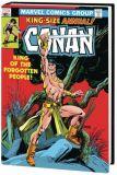 Conan the Barbarian (1970) Omnibus HC 05