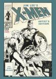 Jim Lees X-Men - Artists Edition (2021) HC
