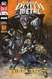 Batman: Death Metal (2021) 01 (Band Edition) - Megadeth