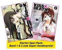 Kiss x Death Starter-Spar-Pack mit Bd. 1 & 2