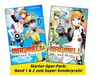 Magmell Of The Sea Blue Starter-Spar-Pack mit Bd. 1 & 2