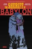 The Sheriff of Babylon (2016) TPB (2021 Black Label Edition)