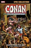 Conan the Barbarian (1970) The Original Marvel Years Epic Collection TPB 02: Hawks from the Sea
